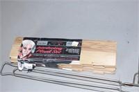 Guy Fieri interlocking cedar plank BBQ set