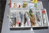 Large multi tray tackle box (FULL)
