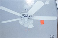 "NIB 52"" Ceiling Fan"