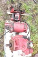 Case IH 1440 Combine parts, hydraulic pumps & pto
