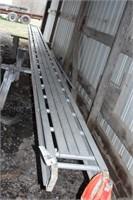 Werner task master aluminum plank