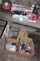 12v automotive accessory lights & trailer lights