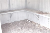 20'x7'utility shed
