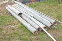 "8"" steel irrigation pipe"