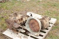 66 mustang engine & transmission