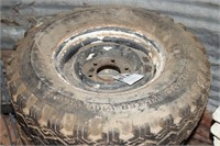 L78-15 tires on 6 bolt rims