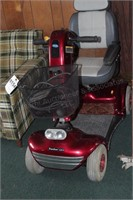 Invacare Panther LX-4 Mobility Scooter