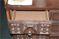 Mediterranean Dresser (no mirror)