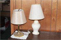 3pc Table Lamps
