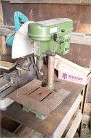 Central Machinery Benchtop Drill Press