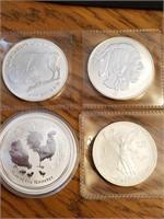 Castle Coin & Gold & Silver #701