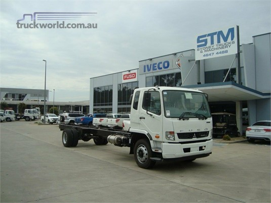 2018 Fuso Fighter 1627 - Trucks for Sale