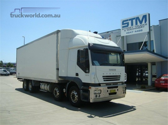 2007 Iveco Stralis 505 - Trucks for Sale