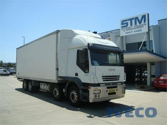2007 Iveco Stralis 505 Iveco Trucks Sales - Trucks for Sale