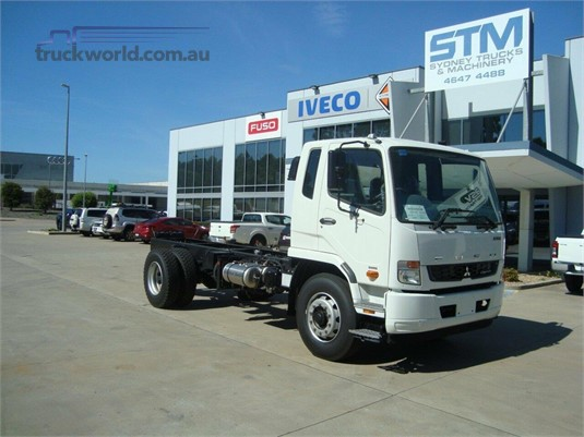 2019 Fuso Fighter 1627 - Trucks for Sale