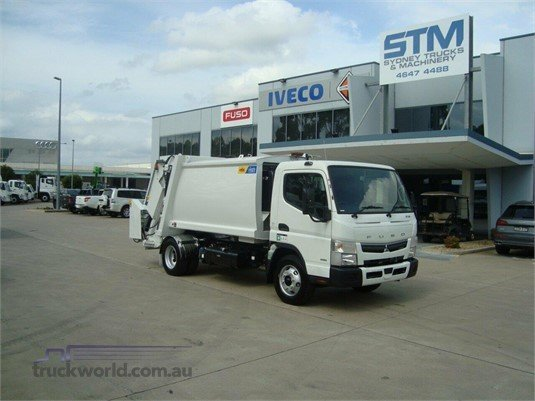 2019 Mitsubishi Canter 918 - Trucks for Sale