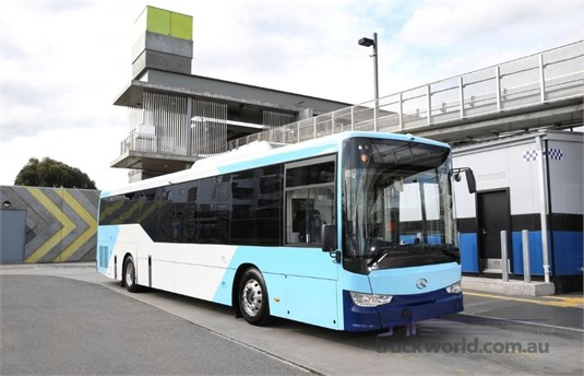 2020 King Long 6125 - Buses for Sale