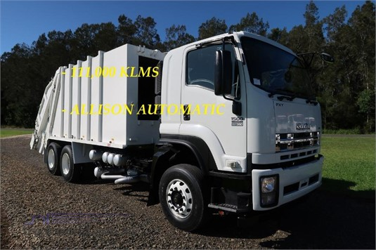 2014 Isuzu FXY 1500 - Trucks for Sale