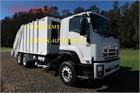 2014 Isuzu FXY 1500 Waste Disposal