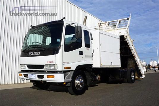 1997 Isuzu FRR - Trucks for Sale