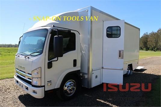 2011 Isuzu NQR 450 Long Used Isuzu Trucks - Trucks for Sale