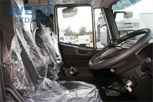 Iveco Eurocargo Cab Chassis