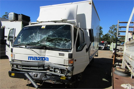 1997 Mazda T4000 - Wrecking for Sale