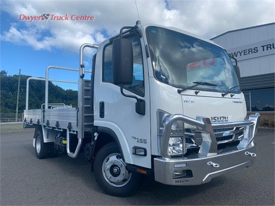 2020 Isuzu NPR 45 155 MWB Tradepack Dwyers Truck Centre - Trucks for Sale