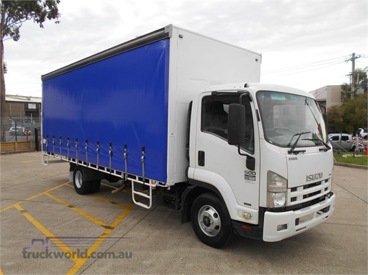 2011 Isuzu FRR - Trucks for Sale