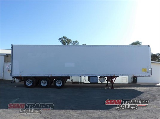 1992 Maxi Cube Refrigerated Trailer Semi Trailer Sales - Trailers for Sale