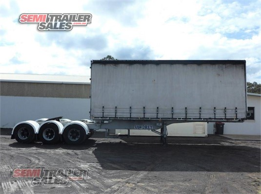 2000 Vawdrey Curtainsider Trailer Semi Trailer Sales - Trailers for Sale