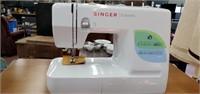Sweeper, Pressure Cooker, Yarn, Sewing Machine &