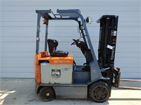 Inventory Reduction Sale: Forklifts, Pallet Jacks and more.
