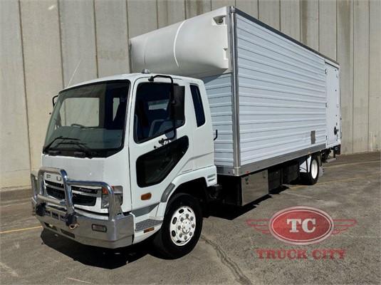 2008 Mitsubishi Fuso FIGHTER 7 Truck City - Trucks for Sale