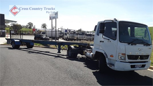 2015 Fuso Fighter 1024 Cross Country Trucks Pty Ltd - Trucks for Sale