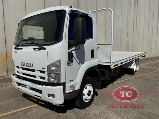 2008 Isuzu FRR500 Truck City - Trucks for Sale