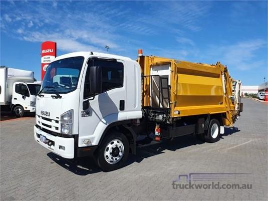 2009 Isuzu FVZ - Trucks for Sale