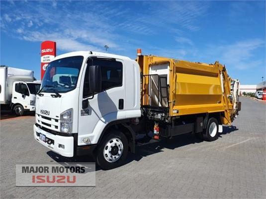 2009 Isuzu FVZ Major Motors  - Trucks for Sale