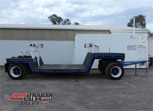 1988 Custom Drop Deck Trailer Semi Trailer Sales - Trailers for Sale
