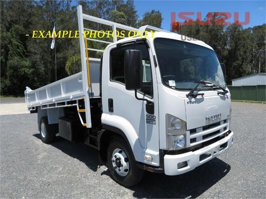 2013 Isuzu FRR 500 AMT Used Isuzu Trucks - Trucks for Sale