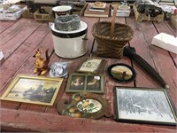 Lawn Equipment, Jewelry, Antiques, Vintage Toys and More!