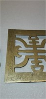 3 pcs of Solid Brass Home Decor
