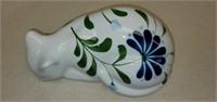Beautiful Dansk Pottery Cat Decor