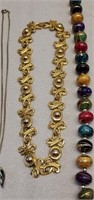 Estate Lot of 10 Beautiful Necklaces