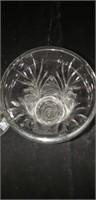 Pair of beautiful Lead Crystal glasses
