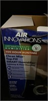 Air innovations clean mist smart humidifier