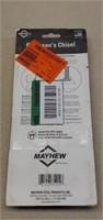 """Mayhew 4"""" Mason's Chisel"""