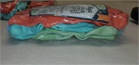 3 packs of Digz Nitrile Coated Gloves- 3 to a pk