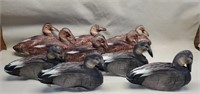 10 Featherlites Self Inflating Duck Decoys