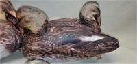 Dozen of Featherlites Self Inflating Duck Decoys